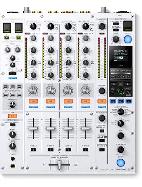 Pioneer DJ DJM 900 Nexus 2 White