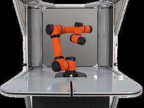 La robotica flexible impulsa el negocio de los fabricantes por contrato
