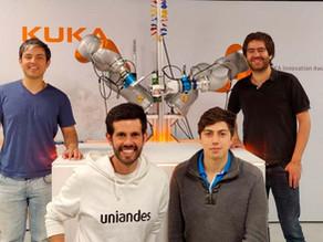 Kuka Innovation Award 2021: Premia Participación de Jóvenes Colombianos.