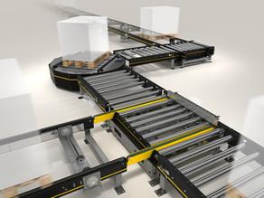 Modulo De Transporte De Estibas: Soluciones Versatiles Para La Manipulación de pallets