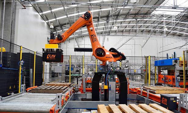 Cav robotics