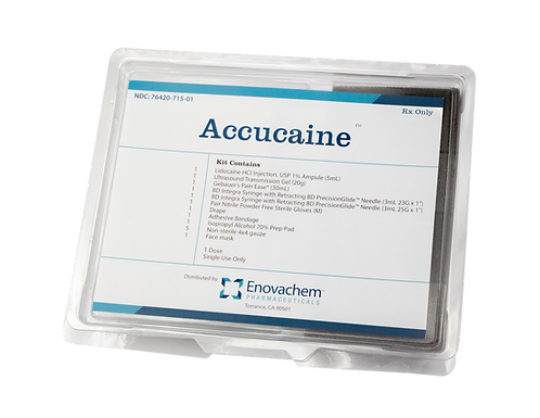 Accucaine