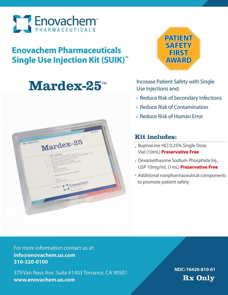 Mardex-25