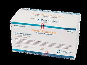 EnovaRX™           Baclofen 1%