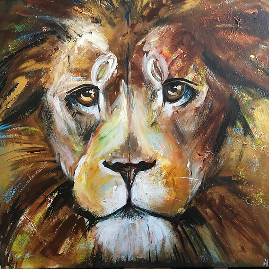 The Compassionate Lion