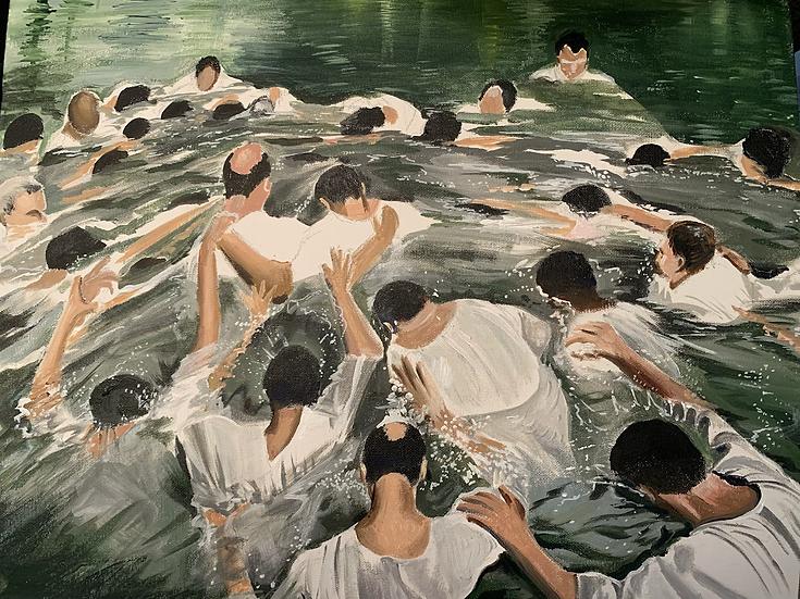 The great baptism (original)