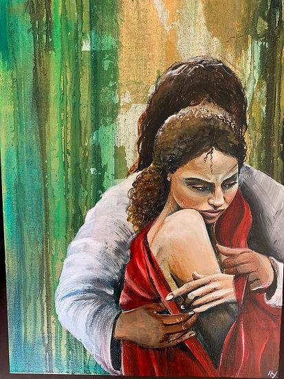 Original artwork - Covered by Jesus