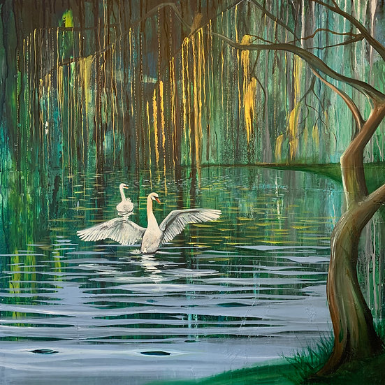 Swans and Willows (Isaiah 61)