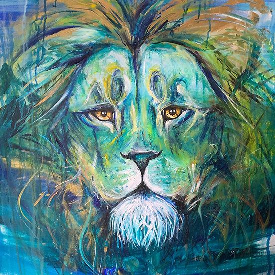 Priscillas Lion