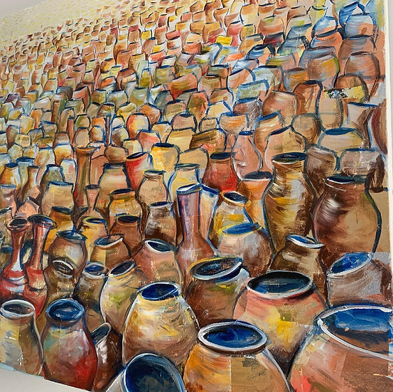Pots of blessing