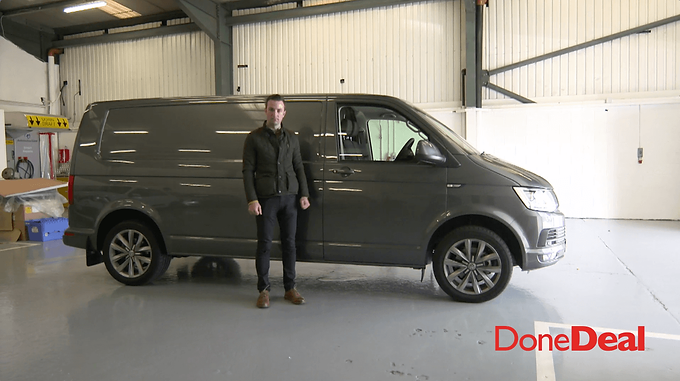 VW Transporter T6 Review – GasbagTV