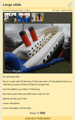 Have a Titanic Time!