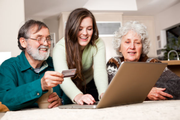 Help the older generation cash in on their clutter