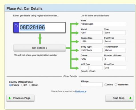Spotlight your Car ad!