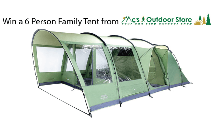 Get Camping Competition!