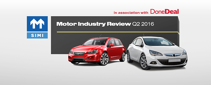 Motor Industry Review – Q2 2016