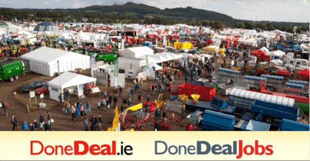 DoneDeal at the National Ploughing Championships