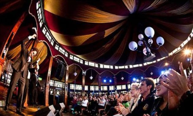 DoneDeal presents Wexford Spiegeltent Festival 2013!