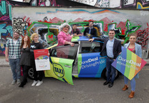 Get A Free Taxi Trip this Pride Weekend