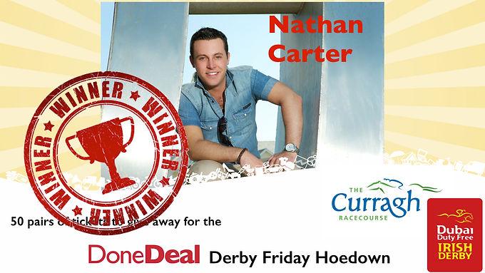 DoneDeal Derby Friday WINNER!