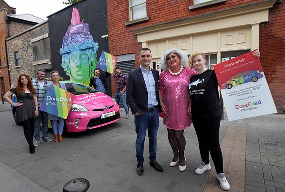 Free Taxi this Pride Weekend!