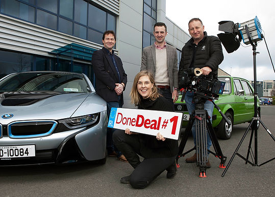 DoneDeal.ie & GasbagTV.ie Car Reviews