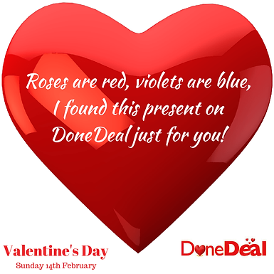 DoneDeal to your heart's content