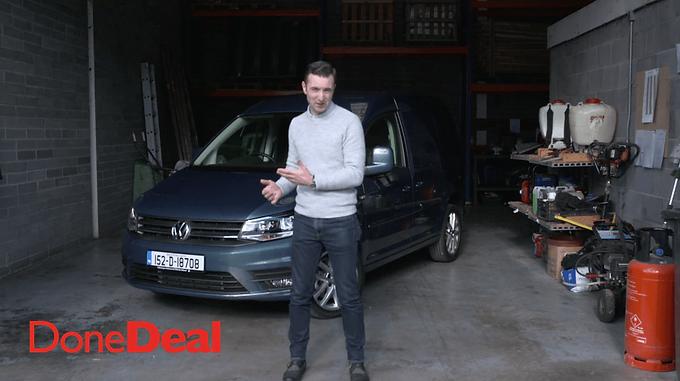 VW Caddy Review – GasbagTV
