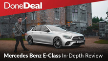 Car Review: Mercedes-Benz E-Class