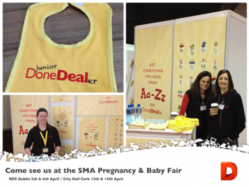 Join us at the Pregnancy & Baby Fair 2014