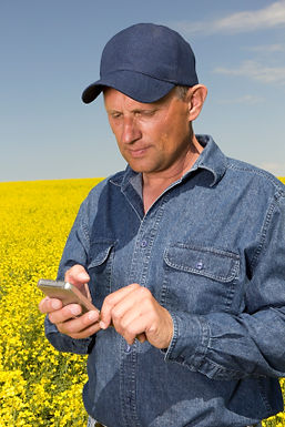Farmers can do deals from the comfort of their farms