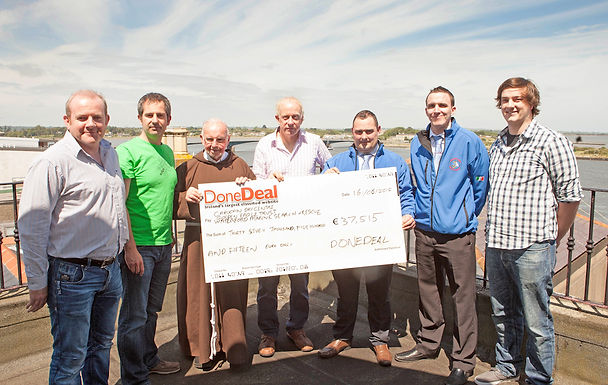 May's Charity Month raised €37,515!