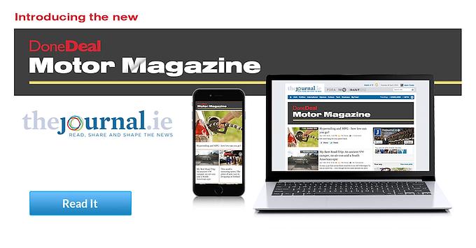 DoneDeal Motor Magazine