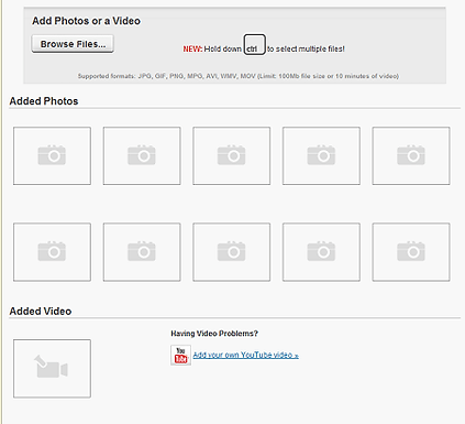 Make video your ad's shop front