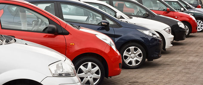 New Car Registrations down 24% for the month of April