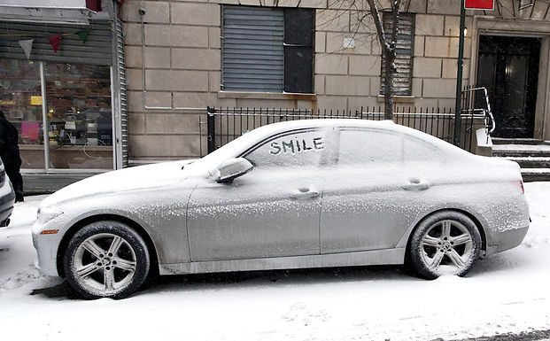 7 Ways to look after your car in this freezing weather