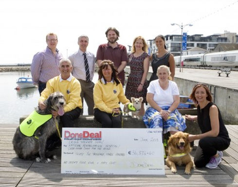 €36,374.40 raised in June Charity Month