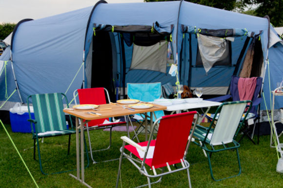 Make camping a luxury by building up your collection