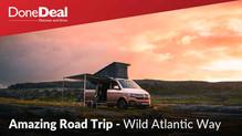 Take a trip along the Wild Atlantic Way in the VW California Ocean