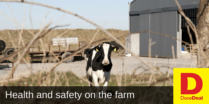Health and safety on the farm