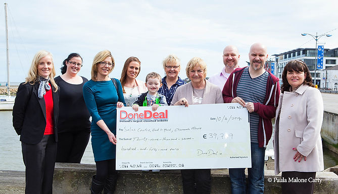 €39,759 donated for March's Charity Month