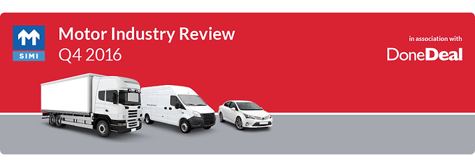 Motor Industry Review – Q4 2016