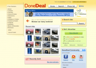 Sssshhhh! DoneDeal is getting a new look!