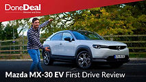 2021 Mazda MX-30 Electric - Extremely Premium
