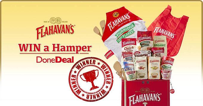 Flahavan's Hamper Competition Winners!