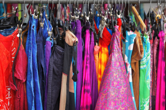 Buy and sell seasonal clothes for year-round cash