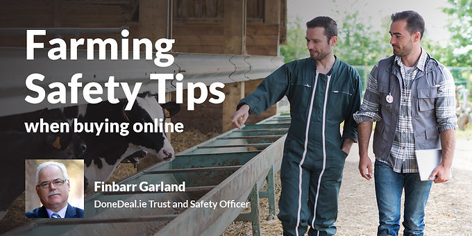 Farming  Safety Tips  when buying online