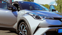 Win a 2018 €30k SUV Hybrid – for free!