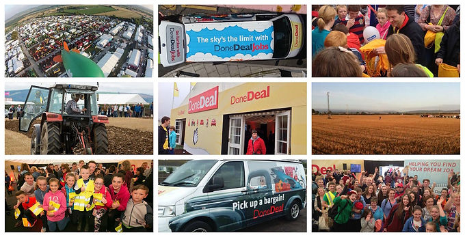 DoneDeal at the Ploughing 2015