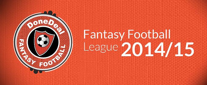 August Fantasy Football Winner – 1st of the season!